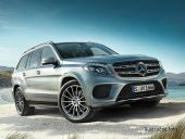 MERCEDES BENZ GLS 350 D 4MATIC