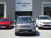 Land Rover Range Rover Sport 5, 0 1. MAJ,  CZ,  Supercharged,  kombi,  5d