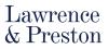 realitná kancelária Lawrence & Preston s.r.o.
