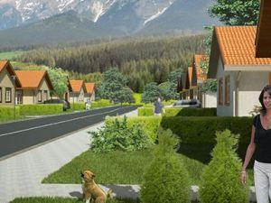 Kráľovské údolie Novostavba Malý Slavkov