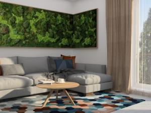 1 izbový byt (34 m2) v NOVOSTAVBE bytového domu