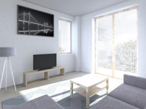 2 izbový byt č. 206 - Rezidencia Komenského