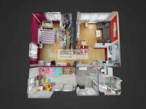 Na predaj 3-izbový byt v 8-ročnej novostavbe, ČADCA   Video + 3D prehliadka