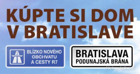 Podunajská brána Bratislava