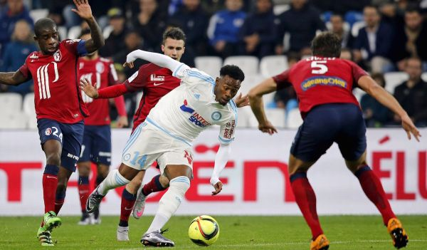 Video: Olympique Marseille si doma podelil body s Lille