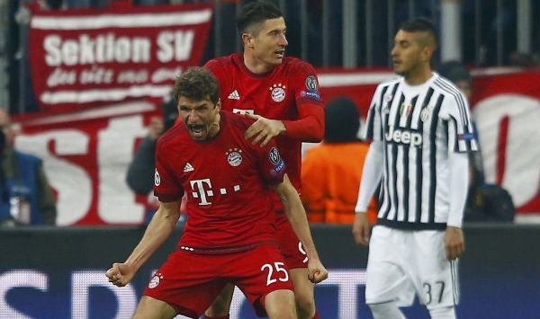 Video: Bayern vstal z popola po skvelom obrate