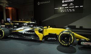 Video: Renault predstavil nový monopost R.S.17