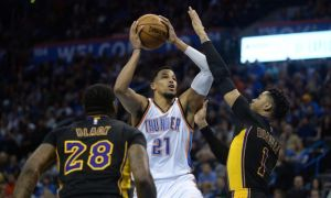 Video: NBA: Thunder zdolali LA Lakers, Westbrook s ďalším triple-double
