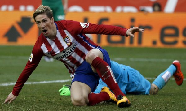 Video: Atletico porazilo Eibar, Torres jubilantom