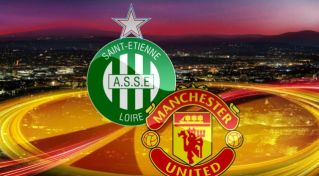 ONLINE: AS Saint Etienne - Manchester United