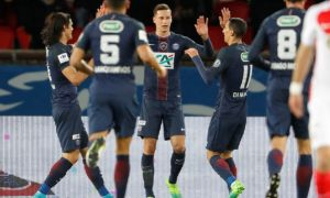 Video: Coupe de France: Monaco so zahanbujúcim debaklom od PSG