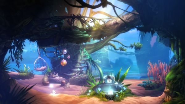 Ori and the Blind Forest: Definitive Edition očakávame 11. marca pre Xbox One a Windows 10 (zdroj: Microsoft)