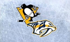 ONLINE: Pittsburgh Penguins - Nashville Predators