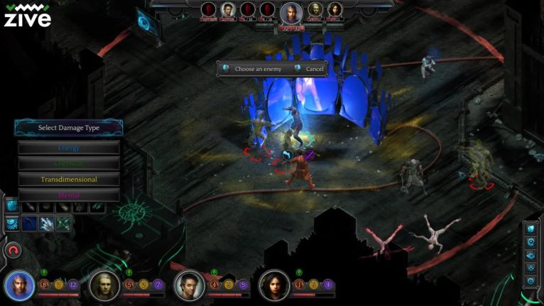 Torment: Tides of