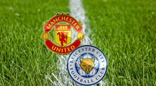 ONLINE: Manchester United - Leicester City