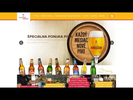 www.pivovarytopvar.sk