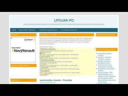 www.upsvar-pd.sk