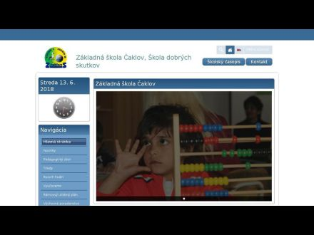 www.zscaklov.edu.sk
