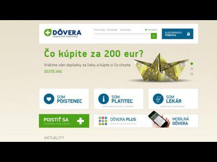 www.dovera.sk
