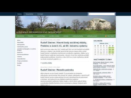 www.antropozofia.sk