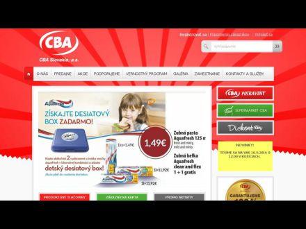 www.cba-slovakia.sk
