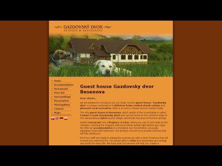 www.gazdovskydvor.com