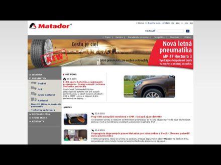 www.matador.sk