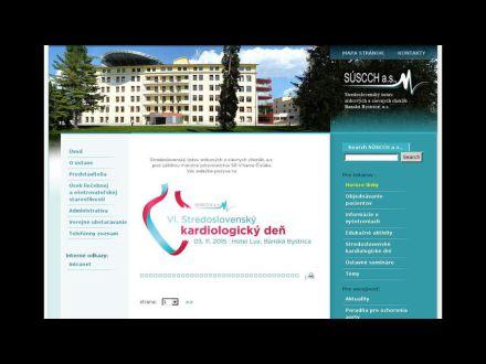 www.suscch.eu