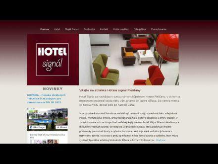 www.hotelsignal.sk
