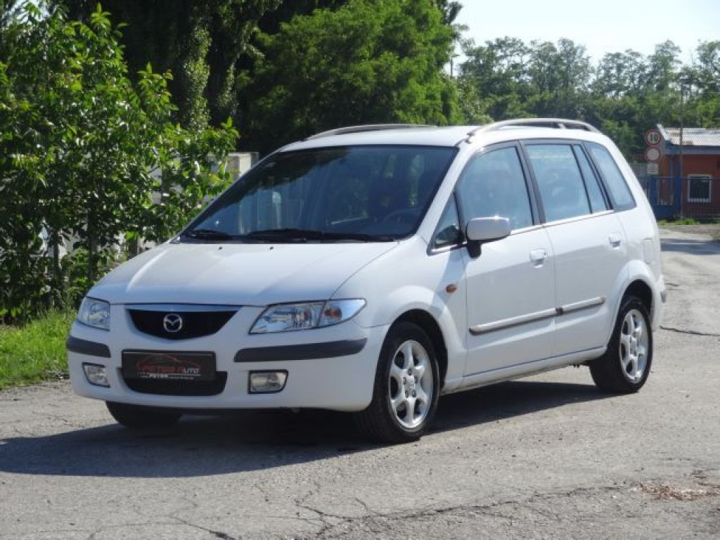 Mazda Premacy 2.0 DiTD Exclusive,  mpv,  5d,  P,  M5