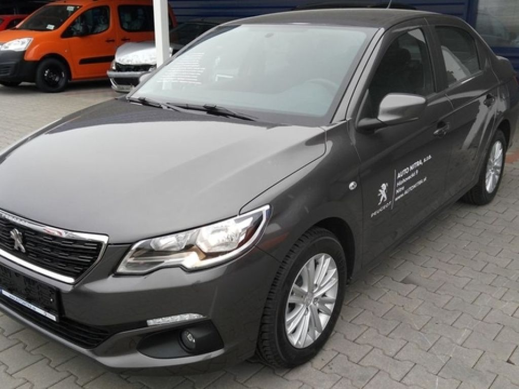 Peugeot 301 NEW 301 Allure 1.6 BlueHDi
