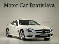 MERCEDES BENZ SL 350 BLUEEFFICIENCY
