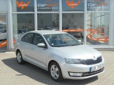Škoda Rapid 1.4 TDI Ambition