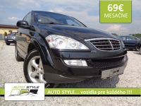 SsangYong Kyron 2.7 XDi Comfort AWD A/T