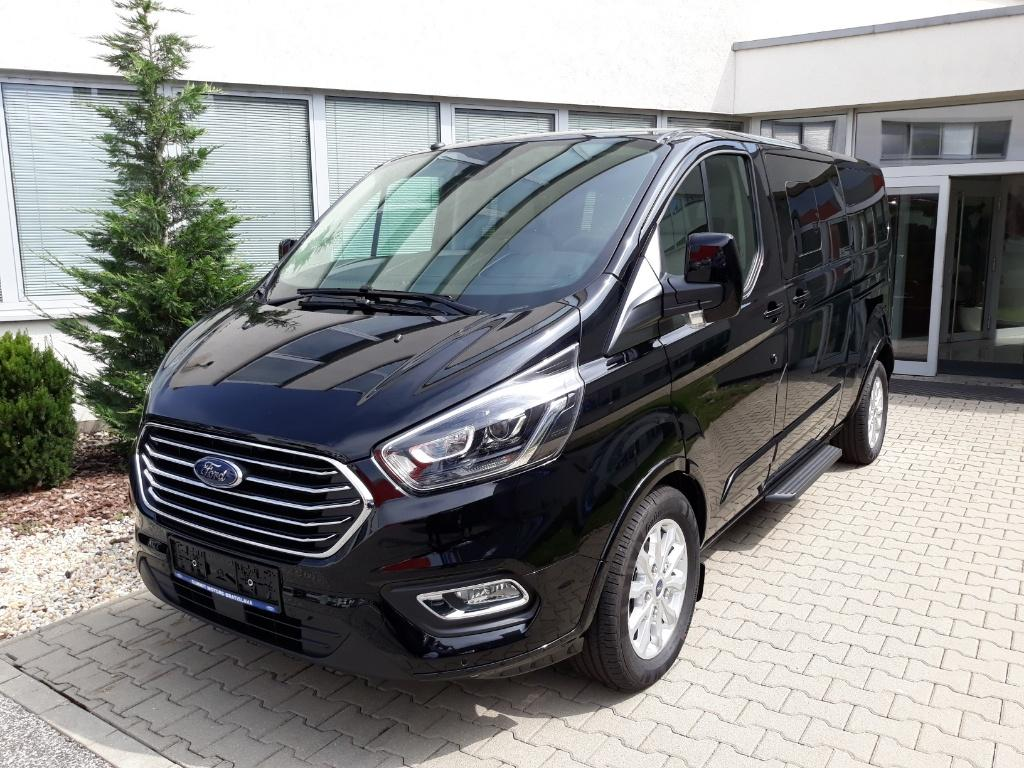 ford tourneo custom 2 0 tdci 170 titanium l1 t310 at. Black Bedroom Furniture Sets. Home Design Ideas