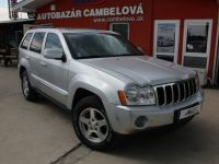 Jeep Grand Cherokee 3,0 CRD Limited 160 Kw AT/6