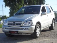 Mercedes M trieda ML 270 CDi Special Editionv 7m