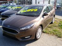 Ford Focus Kombi 1.0 EcoBoost Edition X, 74kW, M5, 5d.