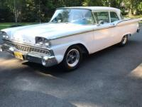 Ford Fairlane coupe TOP stav