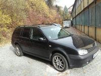 Volkswagen Golf Variant 1.9 TDI Basis 4-Motion