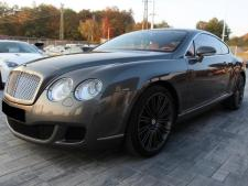 Bentley Continental 6.0i GT Luxury V12