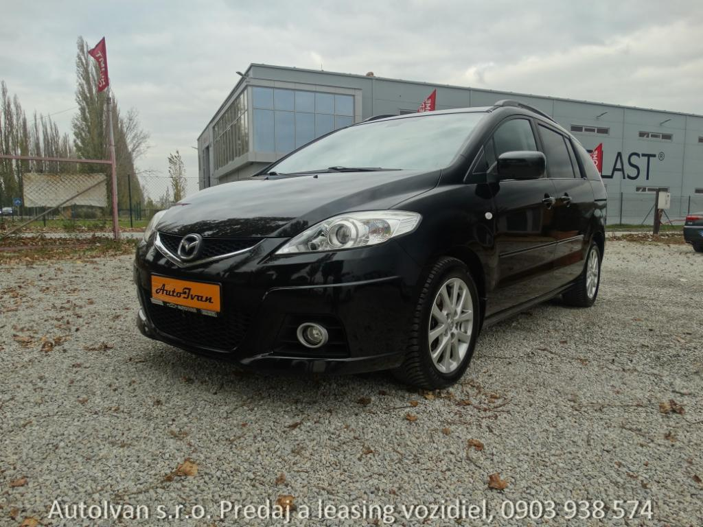 Mazda 5 2.0 MZR-CD TX Plus 7m