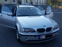 BMW Rad 3 Touring 320 dT