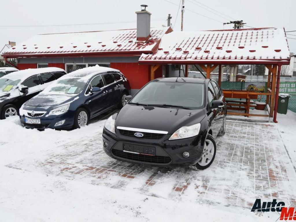 Ford Focus 1.6 16V Duratec Collection