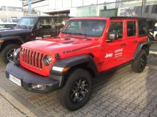 JEEP WRANGLER UNLIMITED 2.0 GME AWD RUBICON