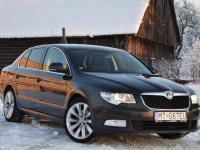 Škoda Superb 1.9 TDI PD GreenLine