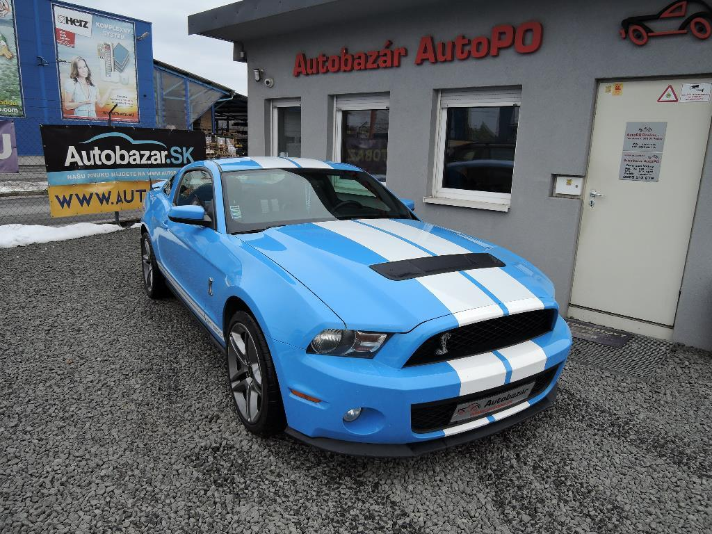 Ford Mustang GT 500 Shelby