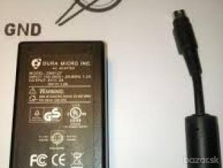 Dura Micro  DM5127 Power Adapter 5V 2A 12V 1,2A