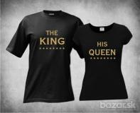 his queen a  the king
