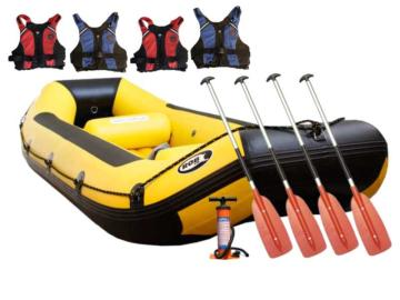 Raft HOBIT 400 - SET
